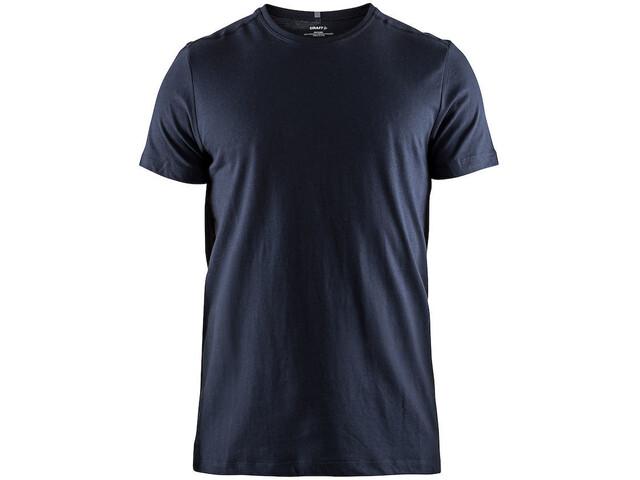Craft Deft 2.0 T-shirt Homme, dark navy